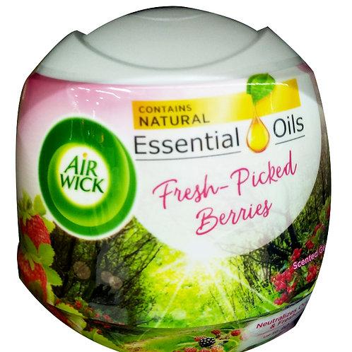 Airwick Scented Gel - Fresh-Picked Berries 180g