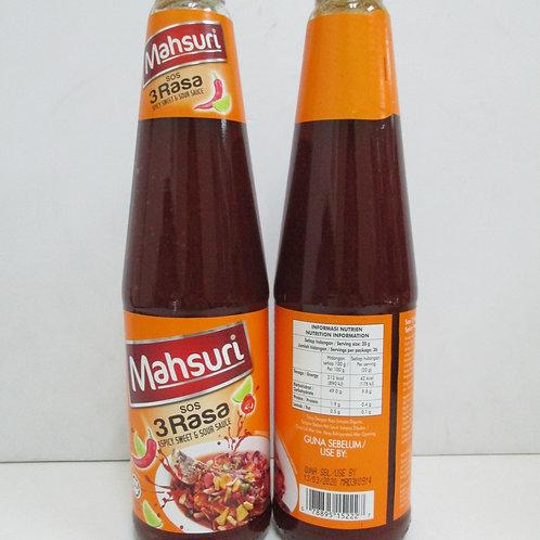 Mahsuri Spicy Sweet & Sour Sauce 530g