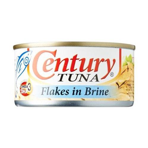 Century Tuna Flakes - Brine 180g