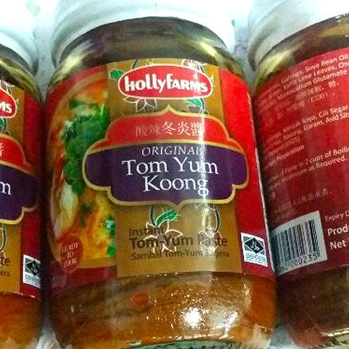 Hollyfarms Instant Soup Paste - Tom Yum Koong 227g