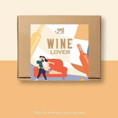 Wine Lover Surprise Box