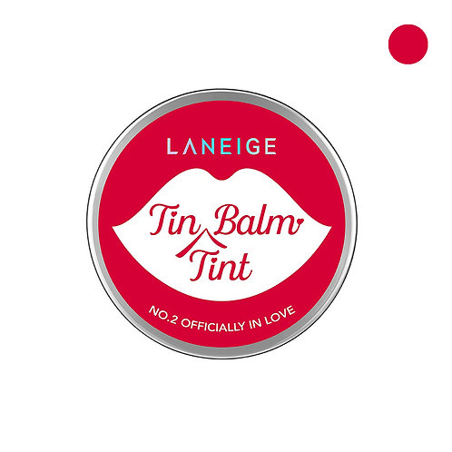 Laneige Tin Balm Tint No.2 Officially In Love (12G)