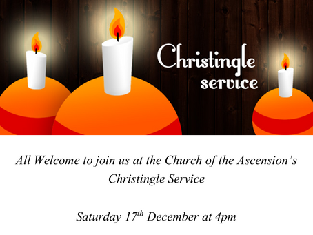 Newsletter - Sunday 11th December