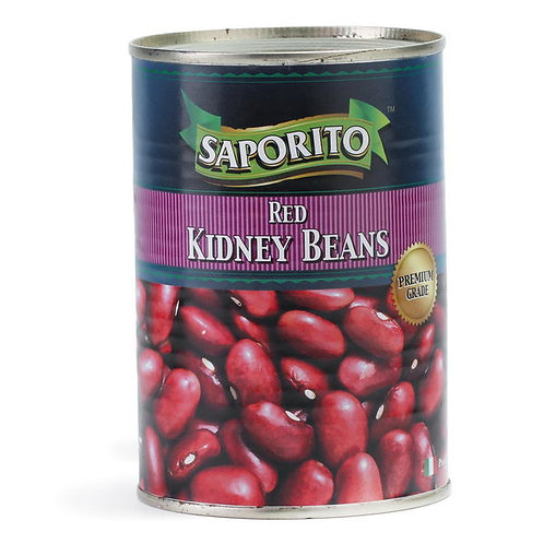 Saporito Can Food - Red Kidney Beans 400g