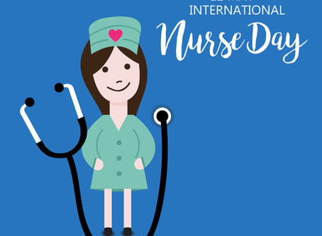 Supporting Those Who Care for Us: International Nurses Day 2020