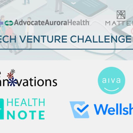 Able Innovations a finalist in 2021 Health Tech Venture Challenge