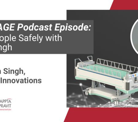 Jay discusses moving people safely on MileAGE Podcast