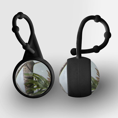 Expressions - Camouflage #1 w/ Carabiner: Vanilla Bean