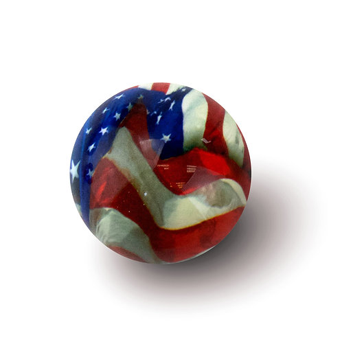 American Flag: Vanilla Bean
