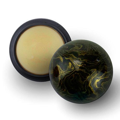 Gold Swirls: Vanilla Bean