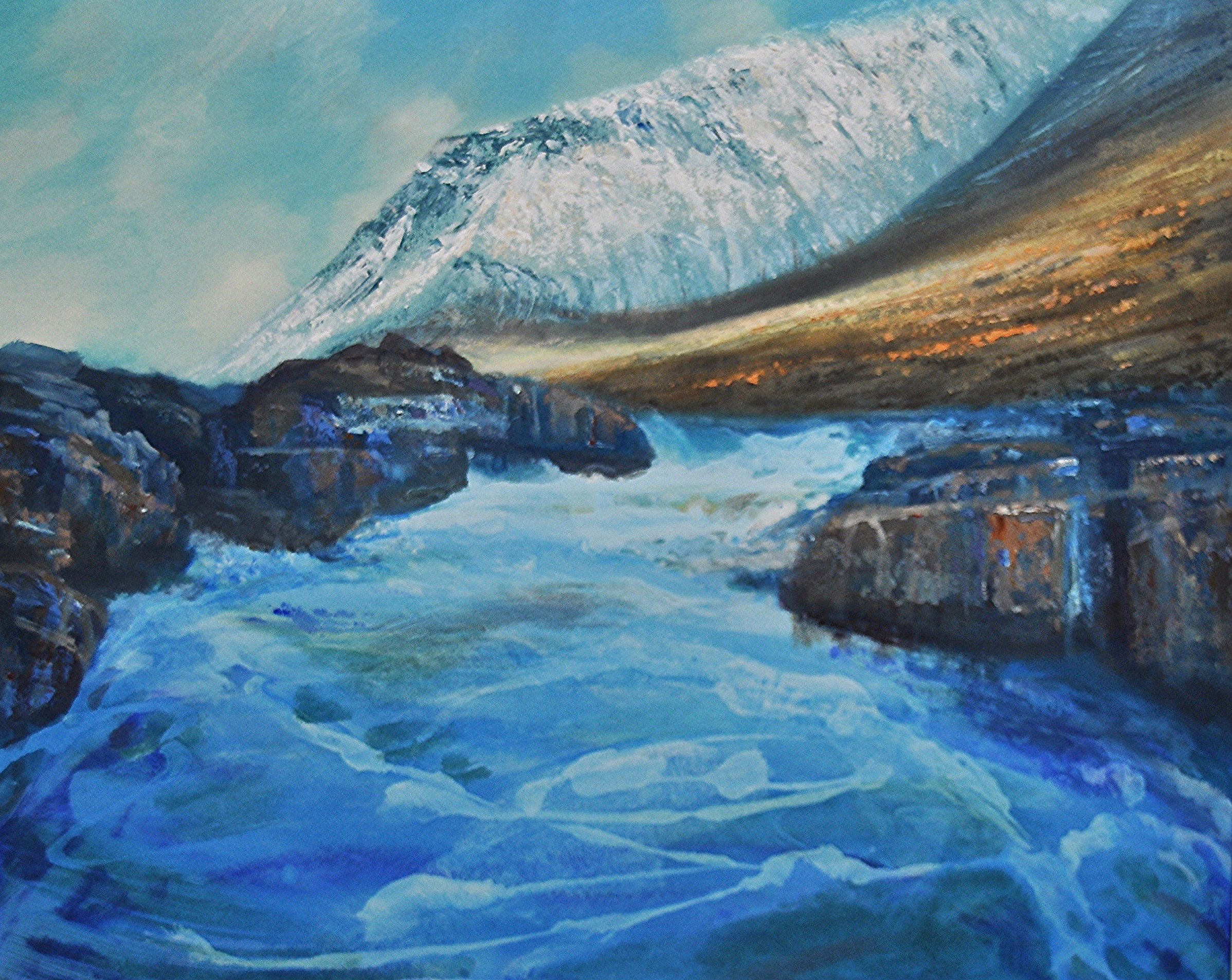RIVER ETIVE SERIES: FIRE AND ICE