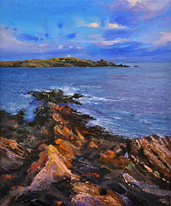 Rocky Shore, Isle Of Whithorn