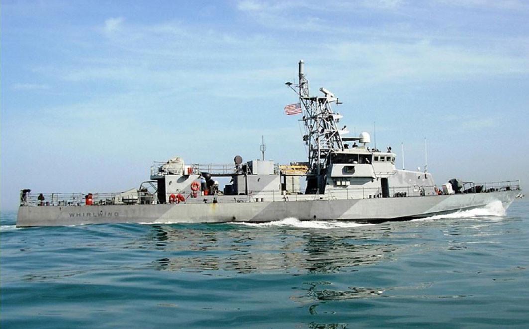 USS Whirlwind