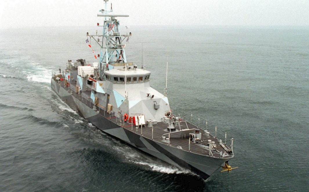 USS Monsoon