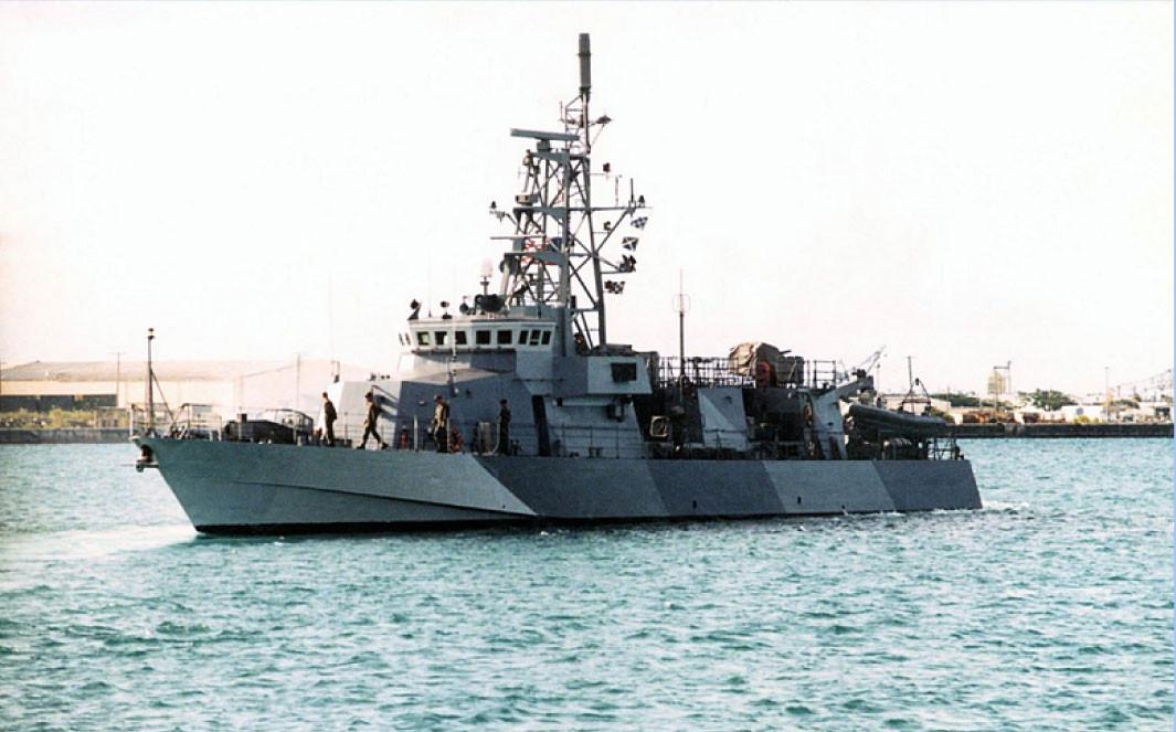 USS Monsoon