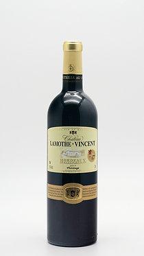 Château Lamothe-Vincent Heritage 2017