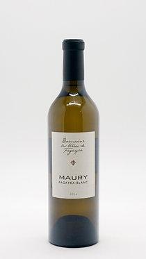 Maury blanc 2014
