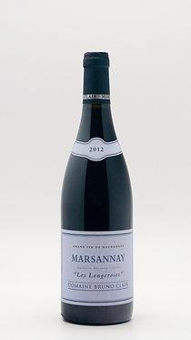 Marsannay Les Longeroies 2012