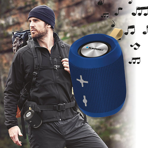 A coluna Bluetooth à prova de água Blaupunkt