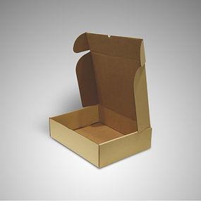 caixa para envios em cartão