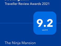 TravellerReviewAwards2021受賞しました!