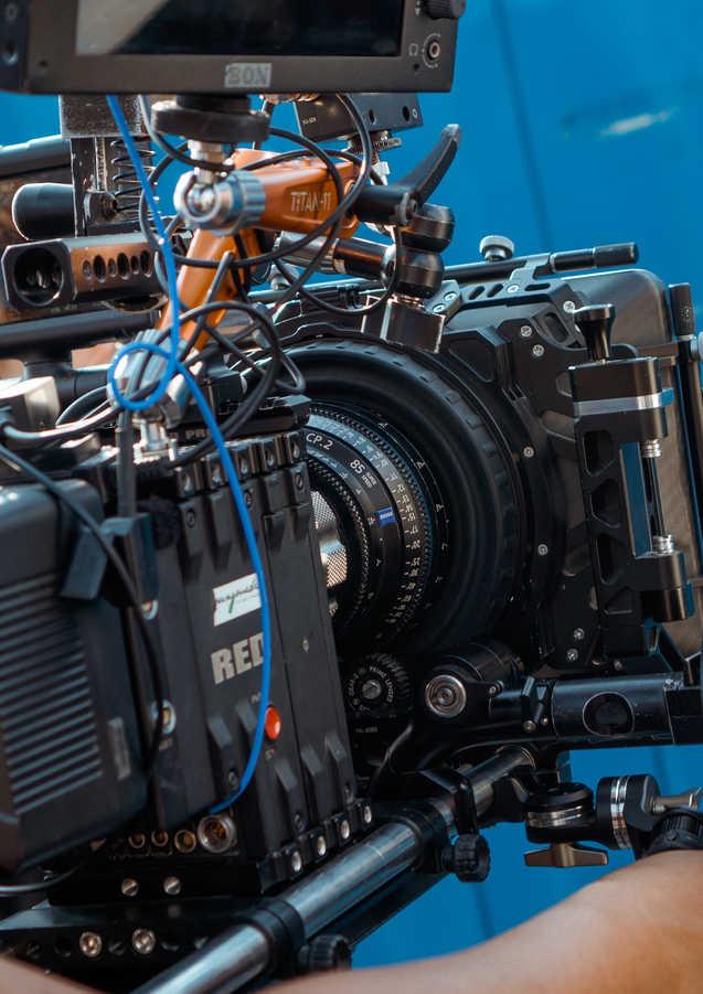 Energievoorzieningen Film Studios
