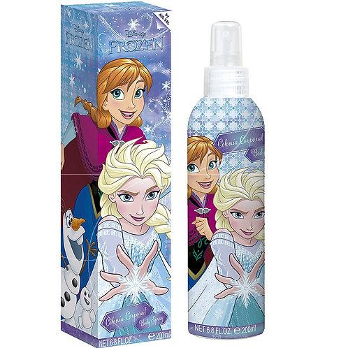 Eau fraîche parfumée la reine des neiges