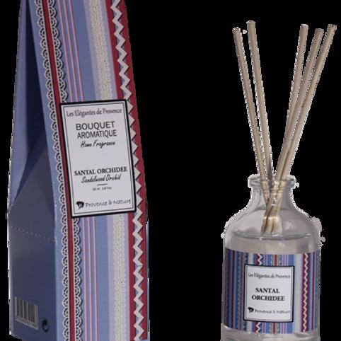 Parfum d'intérieur Bouquet Aromatique Santal Orchidée