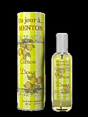 Eau de toilette Femme absolu Citron doux