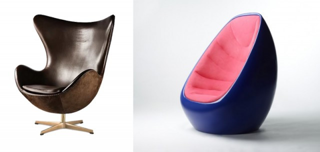 sillon egg- sillón koop