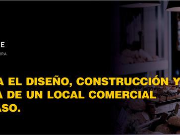 Guía para el Diseño, construcción y apertura de un local comercial, paso a paso