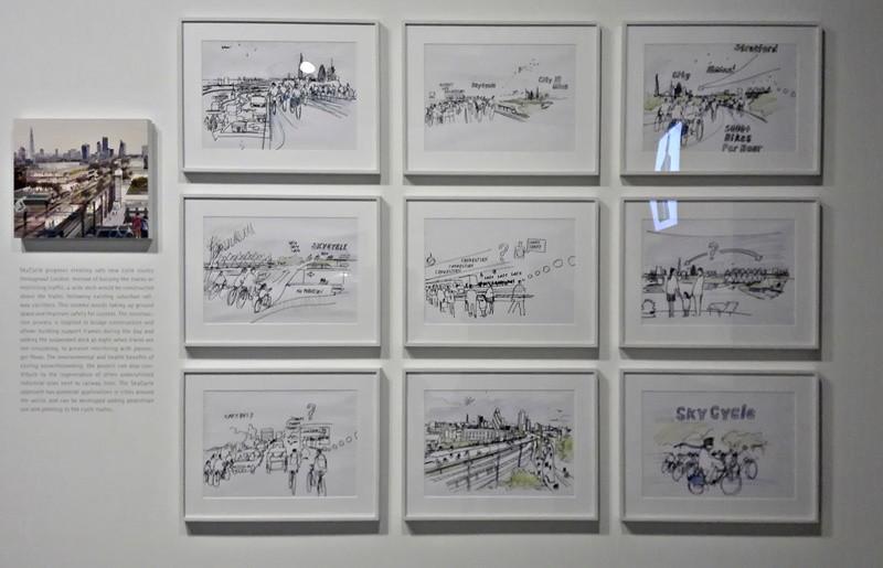 Exposición Norman Foster_Madrid