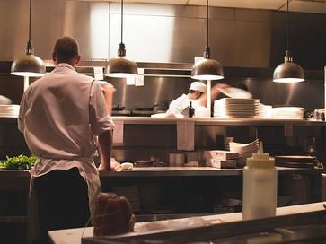 Lo que no vemos... el corazon de un restaurante