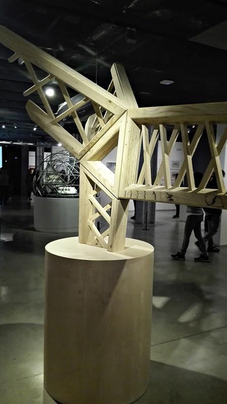 Exposición Norman Foster -Fundación Telefónica