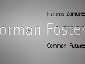 Norman Foster en la Fundación Telefónica