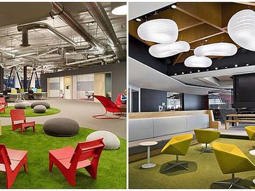 Diseño del espacio de trabajo