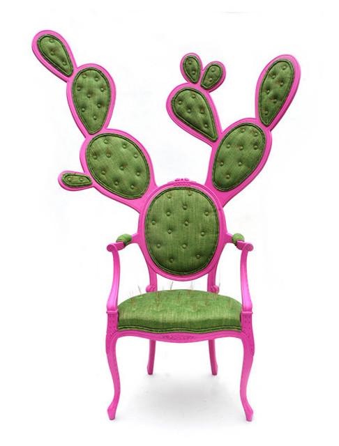 The Prickly Pair Chair – 2009 (Valentina González)