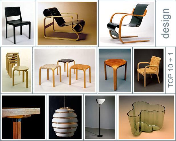 Diseños Alvar Aalto
