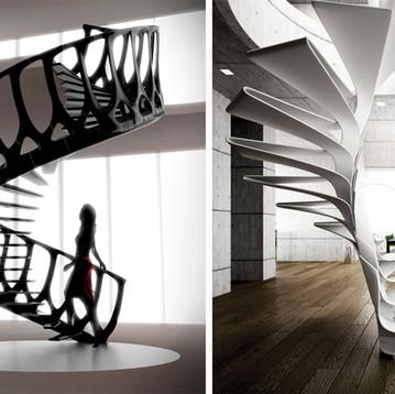 Selección de escaleras