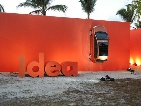Lançamento Fiat Ideia