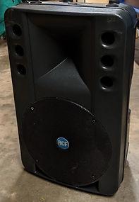 Birkdale Men's Shed - Powered Speaker.jp