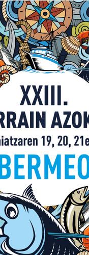 XXIII. ARRAIN AZOKA