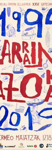 XXV. ARRAIN AZOKA