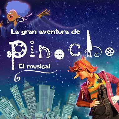 La gran aventura de Pinoho