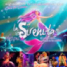 La Sirenita. El musical
