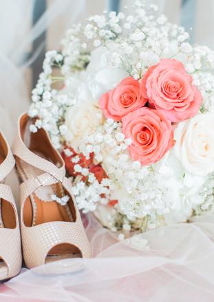 P+C Wedding Details