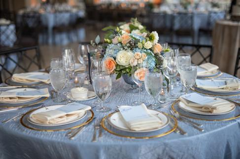 T+W wedding details