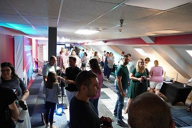 Lobby Crowd