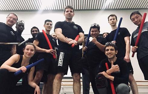 Breen Legacy Academy - Stickfighting 201
