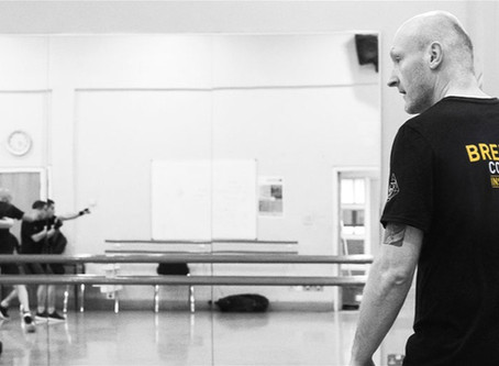 Introduction to 4D Combat & Self Defence starts 11 November